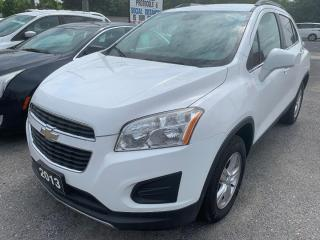 Used 2013 Chevrolet Trax 1LT for sale in Peterborough, ON