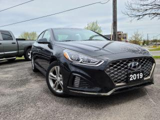 Used 2019 Hyundai Sonata SPORT for sale in Peterborough, ON