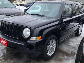 Used 2010 Jeep Patriot SPORT for sale in Peterborough, ON