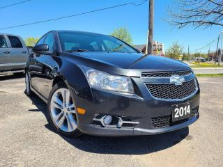 Used 2014 Chevrolet Cruze 2LT for sale in Peterborough, ON