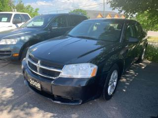 Used 2008 Dodge Avenger R/T for sale in Peterborough, ON