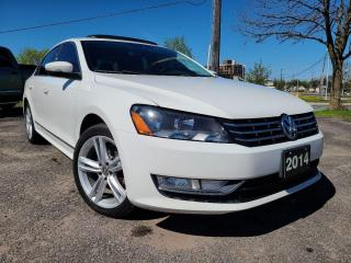 Used 2014 Volkswagen Passat for sale in Peterborough, ON