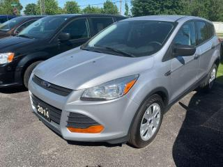 Used 2014 Ford Escape S for sale in Peterborough, ON