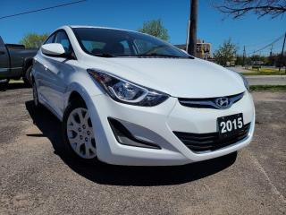 Used 2015 Hyundai Elantra SE for sale in Peterborough, ON