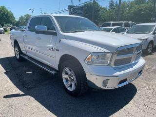 Used 2014 RAM 1500 Laramie  Limited for sale in Peterborough, ON