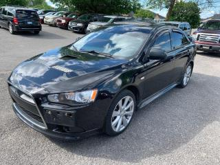 Used 2014 Mitsubishi Lancer RalliArt for sale in Peterborough, ON