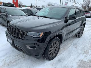 Used 2017 Jeep Grand Cherokee for sale in Peterborough, ON