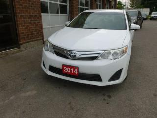 Used 2014 Toyota Camry LE for sale in Weston, ON