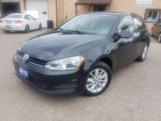 Used 2015 Volkswagen Golf COMFORTLINE for sale in Kitchener, ON