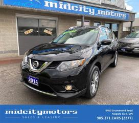 Used 2014 Nissan Rogue SL AWD | BACKUP CAM | SUNROOF | LEATHER for sale in Niagara Falls, ON