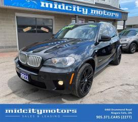 Used 2011 BMW X5 xDrive50i M-SPORT PKG/ SUNROOF/ NAV/ CLEAN CARFAX for sale in Niagara Falls, ON