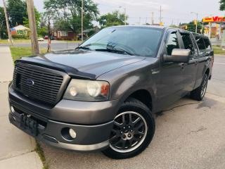 Used 2008 Ford F-150 XLT Supercrew for sale in Rexdale, ON