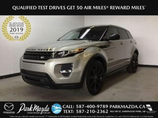 Used 2014 Land Rover Evoque Dynamic for sale in Sherwood Park, AB