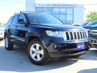 Used 2011 Jeep Grand Cherokee Laredo GREAT VALUE | LOW KM for sale in Winnipeg, MB