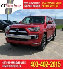 Used 2016 Toyota 4Runner SR5 for sale in Calgary, AB