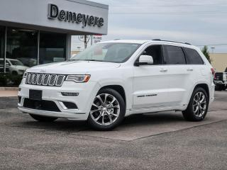 New 2020 Jeep Grand Cherokee SUMMIT | PREMIUM PLUS | SUNROOF | NAVI for sale in Simcoe, ON