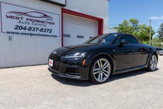 Used 2016 Audi TT 2dr Roadster quattro 2.0T for sale in Winnipeg, MB