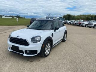 Used 2018 MINI Cooper Countryman Cooper for sale in Roblin, MB