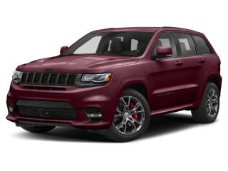 New 2020 Jeep Grand Cherokee SRT for sale in Windsor, ON