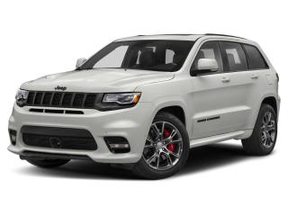 New 2020 Jeep Grand Cherokee SRT 4x4 for sale in Waterloo, ON
