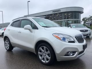 Used 2016 Buick Encore AWD \ ONLY 9,000 KM \ ONE OWNER \ 0% FINANCING-OAC for sale in Waterloo, ON