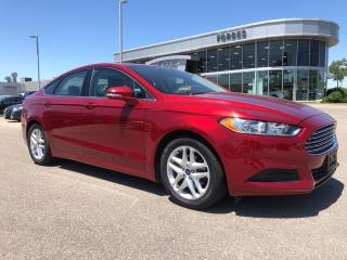 Used 2015 Ford Fusion SE \ SUPER CLEAN \ NAVIGATION \ for sale in Waterloo, ON