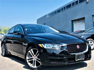 Used 2017 Jaguar XE 35t|AWD|HEATED MEMORY SEATS|PARKING SENSORS|NAVI|SUNROOF! for sale in Brampton, ON