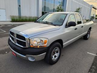 Used 2006 Dodge Ram 1500 4dr Quad Cab for sale in Mississauga, ON
