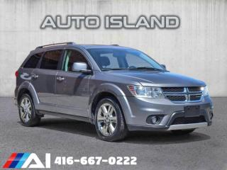 Used 2012 Dodge Journey AWD 4dr R/T 7 Passengers for sale in North York, ON