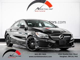 Used 2016 Mercedes-Benz CLA-Class CLA250 4MATIC|AMG Sport|Navigation|Camera|Blindspot for sale in Vaughan, ON