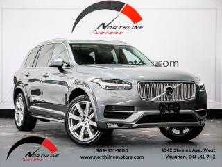 Used 2016 Volvo XC90 T6 Inscription|7 Passenger|Navigation|Heads Up Disp|360 Cam for sale in Vaughan, ON