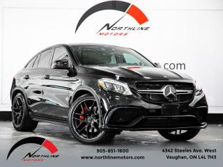 Used 2017 Mercedes-Benz GLE-Class AMG GLE63 S Coupe|Navigation|Bang&Olufsen|Soft Close Doors for sale in Vaughan, ON