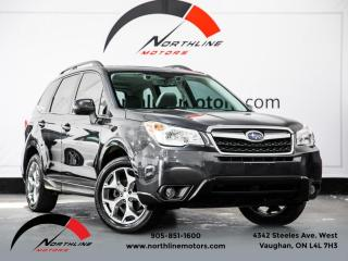 Used 2016 Subaru Forester CVT 2.5i Limited|EyeSight|Navigation|Pano Roof|Camera for sale in Vaughan, ON