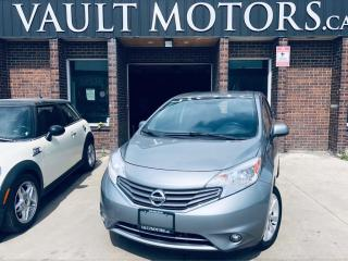 Used 2014 Nissan Versa Note 5DR HB 1.6 for sale in Brampton, ON