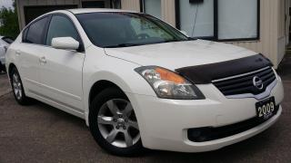 Used 2009 Nissan Altima 2.5 - ALLOYS! HEATED SEATS! PUSH START! for sale in Kitchener, ON