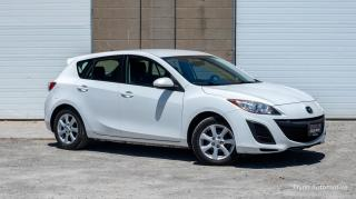 Used 2011 Mazda MAZDA3 s Sport 5-Door Local Trade In - Very Clean - Low KM for sale in St. Catharines, ON