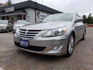 Used 2013 Hyundai Genesis 3.8L for sale in Bloomingdale, ON