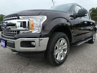 Used 2018 Ford F-150 XLT | Navigation | Adjustable Pedals | Middle Console for sale in Essex, ON