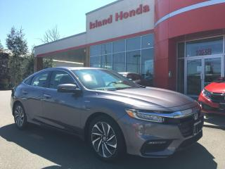 New 2020 Honda Insight Touring for sale in Courtenay, BC