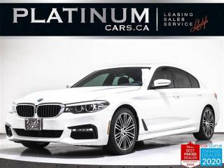 Used 2017 BMW 5 Series 540i xDrive, M - SPORT, NAV, PREMIUM, 20 INCH, SUN for sale in Toronto, ON