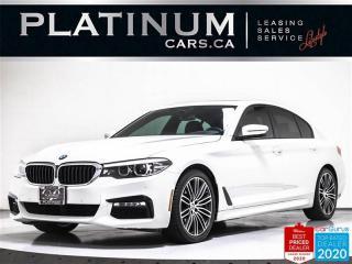 Used 2017 BMW 5 Series 540i xDrive, M - SPORT, NAV, PREMIUM, 20 INCH, SUN for sale in Toronto, ON