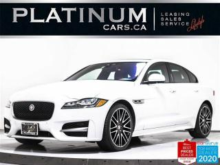 Used 2017 Jaguar XF 20d R-Sport, DIESEL, AWD, NAV, PANO, BLIND SPOT for sale in Toronto, ON
