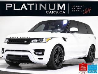 Used 2016 Land Rover Range Rover Sport HSE Td6, NAV, PANO, CAM, HEADS UP, HEATED for sale in Toronto, ON