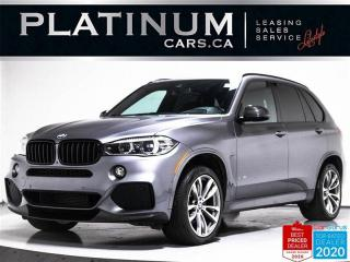 Used 2017 BMW X5 xDrive35d DIESEL, M-SPORT, 7 PASS, NAV, PANO, PREM for sale in Toronto, ON