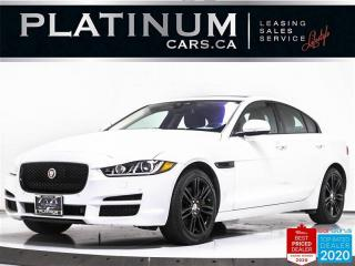 Used 2018 Jaguar XE 20d Prestige, DIESEL, NAV, PANO, CAM, HEATED for sale in Toronto, ON