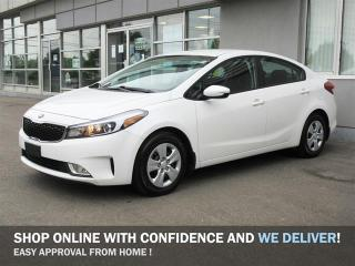 Used 2017 Kia Forte LX+/ INCOMING UNIT/ No Accident Off Lease/Heated seats/ Back-up Camera/ Android Auto Apple Car Play/ Bluetooth / Power package for sale in Mississauga, ON