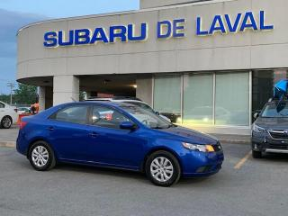 Used 2010 Kia Forte LX ** Groupe électrique ** for sale in Laval, QC