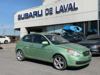 Used 2009 Hyundai Accent GL Sport ** Toit ouvrant ** for sale in Laval, QC