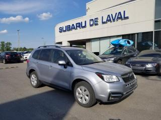 Used 2017 Subaru Forester 2.5i Commodité for sale in Laval, QC