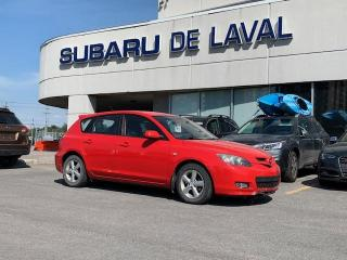 Used 2008 Mazda MAZDA3 Sport GX HATCHBACK for sale in Laval, QC